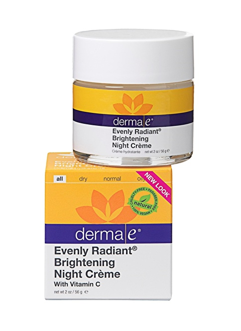 Derma E Evenly Radiant Night Creme Renksiz